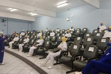 BRF amplia Escola de Formação para novos colaboradores em Lucas do Rio Verde