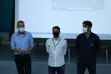 Conselho Municipal de Segurança apresenta nova diretoria em Lucas do Rio Verde