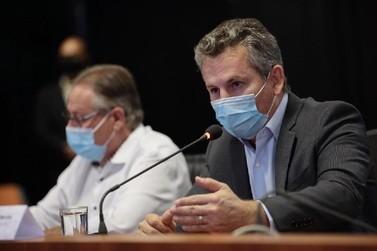 Governador de MT anuncia compra de 1,2 milhão de doses da vacina Sputnik