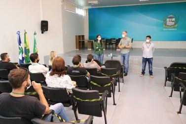 Novos pontos de barreira sanitária são implantados em Lucas do Rio Verde