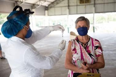 Vacinação Covid para idosos acima de 79 anos e trabalhadores da saúde; 2ª dose