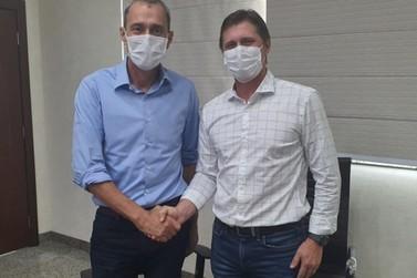 Paulo Franz deixa secretaria e Aluízio Bassani assume interinamente cargo