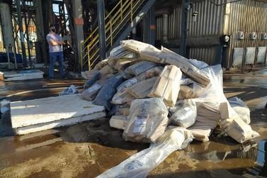 Mais de duas toneladas de drogas são retiradas de circulação em Mato Grosso