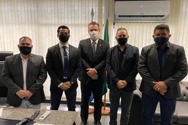 Vereadores de Lucas do Rio Verde debatem duplicação da BR-163 no Senado Federal