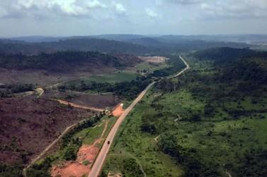 Governo Federal leiloa rodovia que liga Mato Grosso à Hidrovia do Tapajós