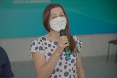 Luciana Bauer assume Secretaria de Cultura de Lucas do Rio Verde