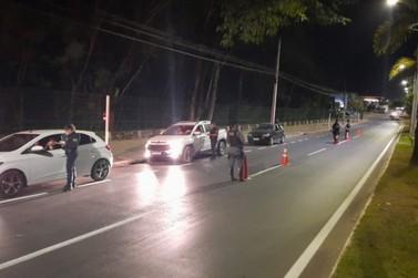 Polícia Militar realiza blitzes em Avenidas de Lucas do Rio Verde