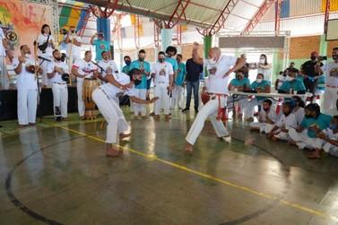 Copa Nortão reuniu capoeiristas do Brasil e do exterior em Lucas do Rio Verde