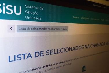 Inscrição para processo seletivo do Sisu 2021 termina nesta sexta (06)