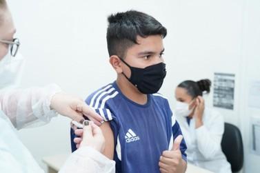 Luverdenses são vacinados contra a Gripe em mutirão de imunização