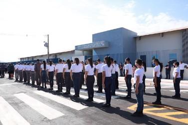 Novo prédio da Escola Estadual Militar é inaugurado em Lucas do Rio Verde