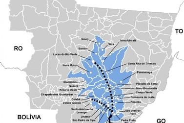 Governo aprova proposta e empresa fica habilitada a construir a 1ª ferrovia
