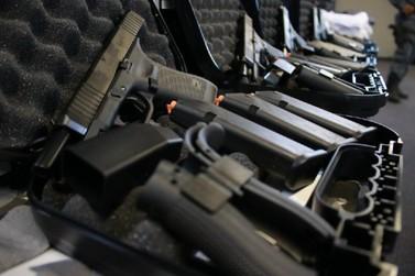 Governo de MT investe R$ 12 milhões na compra de novas pistolas para tropa da PM