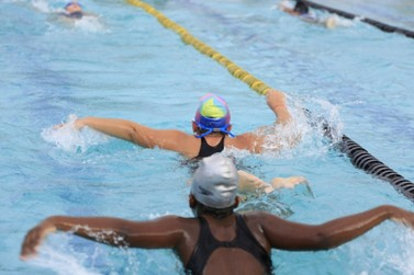 Nós Podemos Nadar abre matrículas para crianças de 06 a 10 anos