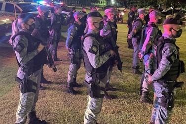 """Com apoio, Polícia Militar inicia operação """"Magna Vita"""" em Lucas do Rio Verde"""