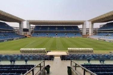 Governo autoriza retorno do público aos estádios de futebol