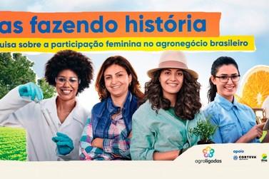 Participação das mulheres no agronegócio é motivo de orgulho
