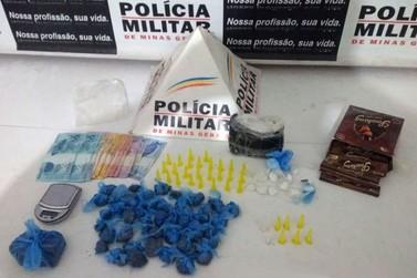 Polícia Militar realiza operação no bairro Cabanas neste último domingo (24)