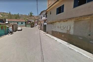 Homicídio no bairro Santo Antônio