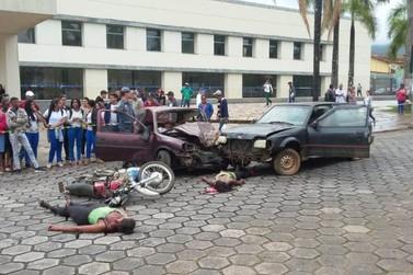 DEMUTRAN promove Semana Nacional de Trânsito em Mariana