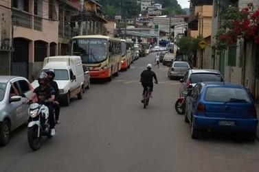 Itinerários de ônibus em Mariana serão alterados temporariamente