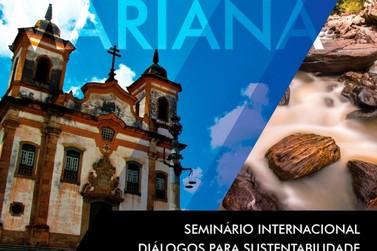 Seminário Internacional de Sustentabilidade chega em Mariana