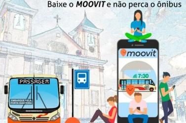 Aplicativo do Transporte Coletivo chegou a Mariana