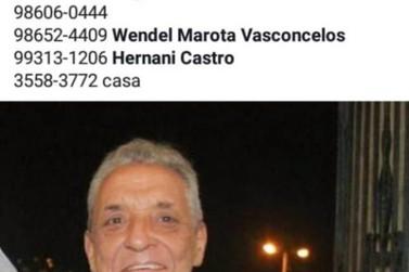 Homem de 64 anos desaparece nesta manhã