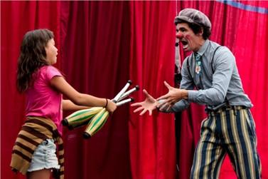 Noites circenses neste sábado será no bairro Cabanas