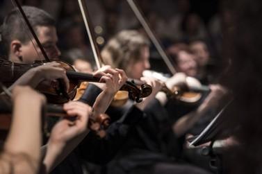 """Orquestra do Projeto Garoto Cidadão faz turnê com o Concerto """"Acordes de Minas"""""""