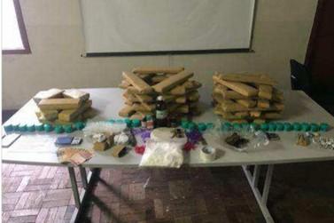 Polícia Militar realiza prisão por tráfico de drogas na Morada do Sol
