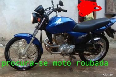 Homem é assaltado no bairro Cartucha e pede ajuda para encontrar moto