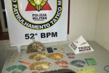Homem é preso em flagrante em Ouro Preto