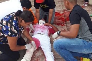 Cruz Vermelha realiza curso de Primeiros Socorros em Mariana
