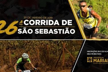 Estão abertas as inscrições para a 26ª edição da Corrida de São Sebastião