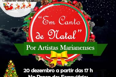 Feira Noturna receberá parte da programação do Natal de Luz