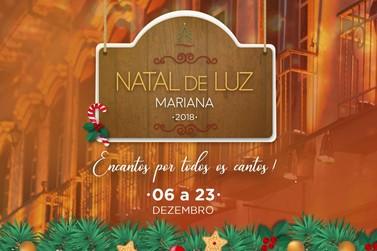 Natal de Luz chega cheio de atrações para encantar praças e ruas marianenses