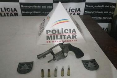 Rapaz de 27 anos é preso em flagrante no bairro Santo Antônio