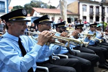 Bandas de música recebem auxílio da Prefeitura