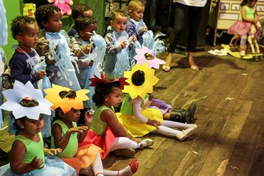 Divulgada a lista de crianças selecionadas para as vagas das creches municipais