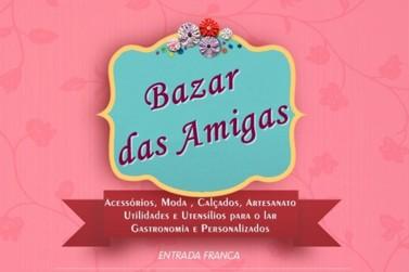 Grupo Marianas Mulheres que Inspiram realizam bazar neste final de semana