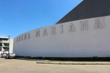 Arena Mariana é incluída no projeto Ginástica na Praça