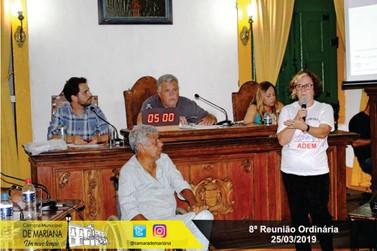 Associação das Pessoas com Deficiência de Mariana reivindica apoio na Câmara