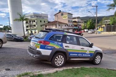 Guarda Municipal prende homem acusado de agredir namorada