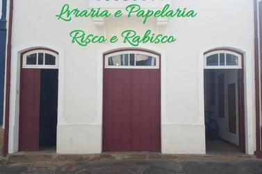Livraria será inaugurada em Mariana na segunda-feira (11)