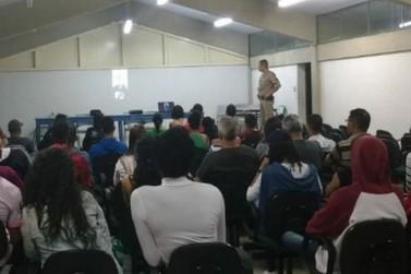 Polícia Militar conclui ciclo de palestras do PROERD em Ouro Preto
