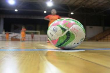 Time oficial de futsal da cidade abre seletiva