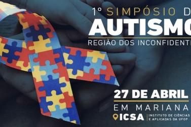 Acontece amanhã o 1º Simpósio de Autismo