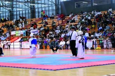 Copa Mariana de Taekwondo acontece nesse final de semana