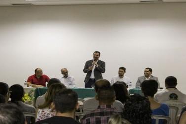 Em Plenária, prefeitura debateu a Saúde no município